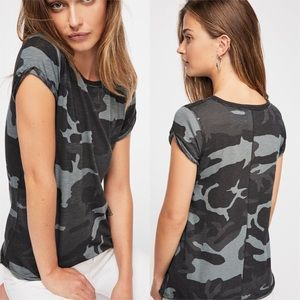 Free People We the Free | Camo Clare T-Shirt